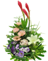 Flower Basket 12
