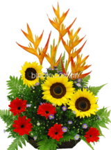 Flower Basket 18