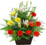 Flower Basket 19