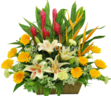 Flower Basket 29
