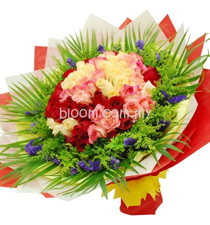 Melaka Online Florist Flower Shop Malacca With Delivery Service Bloom Com My