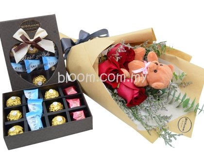 Chocolate Gift Set 07