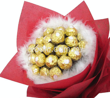 Ferrero Rocher Bouquet 08