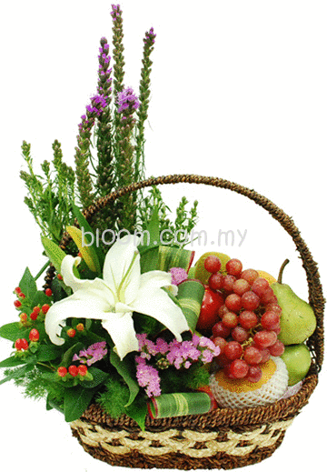 Flower And Gift Baskets For Delivery : Flower in pulau langkawi florist gift