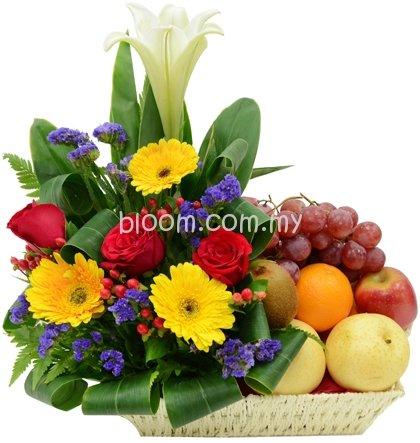 Flowers & Fruits Basket 10