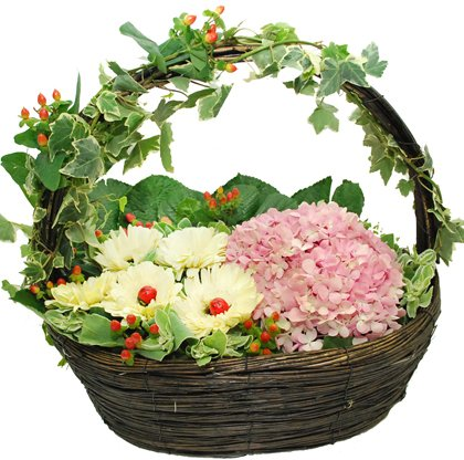 Valentine Flower Arrangements on Flowers Basket Previous Category Flowers Basket 12 Of 33 Next
