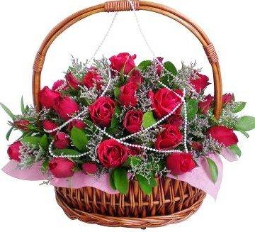 طائر القيثارة Flower_Basket__24-b