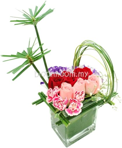 Vase Arrangement 09